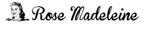 logo rose madeleine 2013